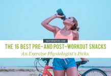 16 Best Pre- and Post-Workout Snacks An Exercise Phisiologist's Picks