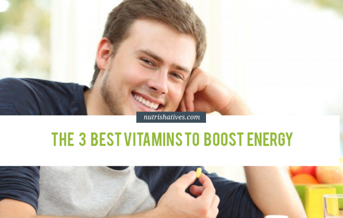 The 3 Best Vitamins for Energy