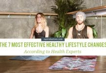 The 7 Most Effective Healthy Lifestyle Changes According to Health Experts