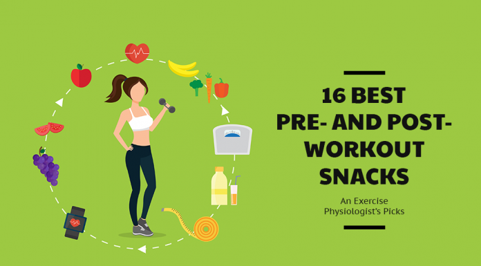 16 Best Pre- and Post-Workout Snacks