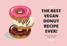 Best Vegan Donut Recipe