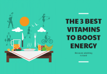 Best Vitamins to Boost Energy
