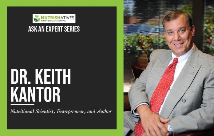 Dr Keith Kantor
