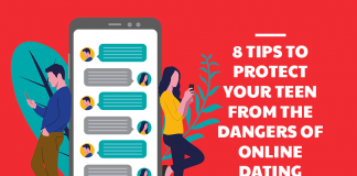 8 Tips to Protect Your Teen from the Dangers of Online Dating