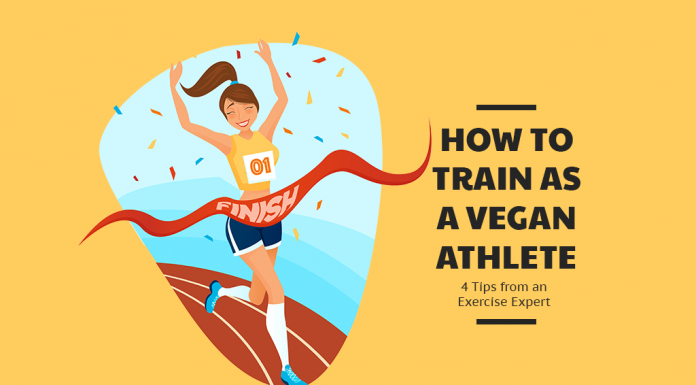 How to Train as a Vegan Athlete