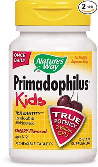 Nature's Way Primadophilus for Kids