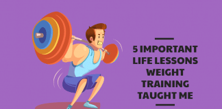 5 Important Life Lessons Weight Training Taught Me