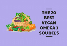 The 20 Best Vegan Omega 3 Sources