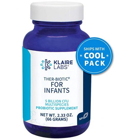 Klair Labs Ther-Biotic for Infants