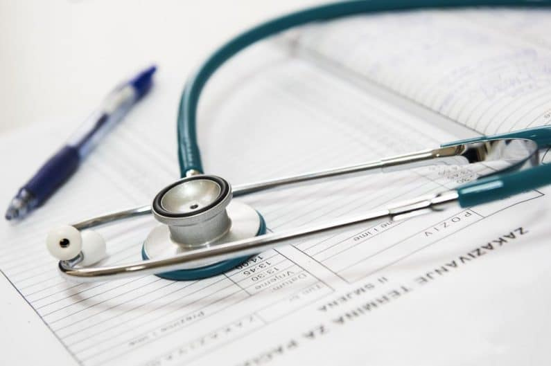 Medical report chart