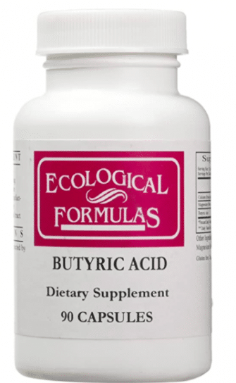 Ecological formulas is another brand that is good to start with. This brand's product combines butyrate with magnesium and calcium