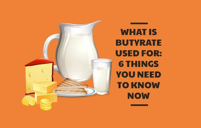 What is Butyrate Used For