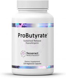 ProButyrate Tessaract - Butyrate producing probiotics